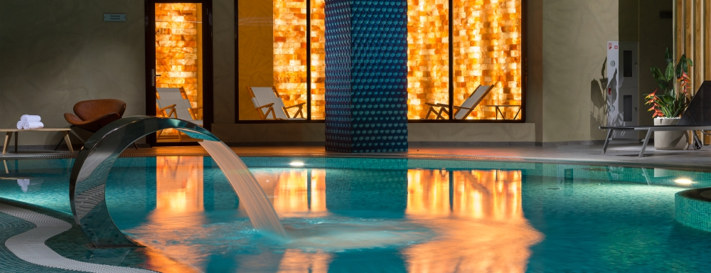 Free access to SPA-center for ATRIUM Hotel guests