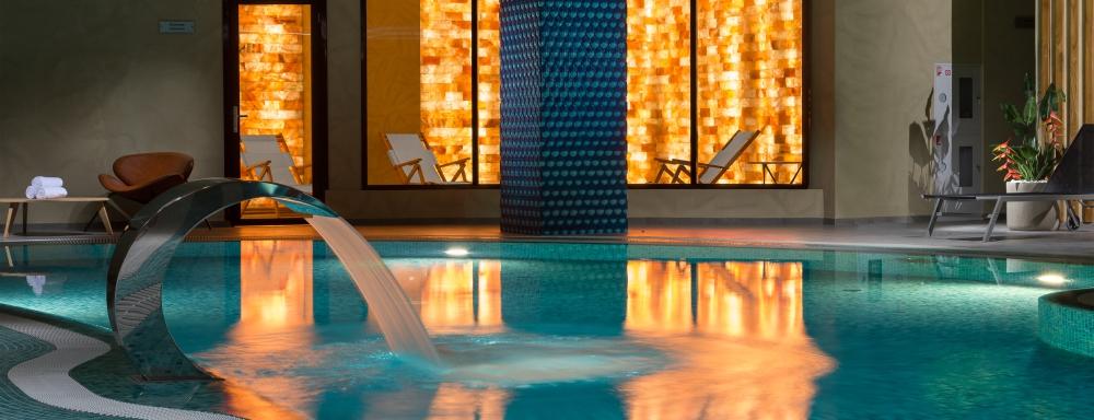 Бесплатное посещение СПА-центра для гостей отеля