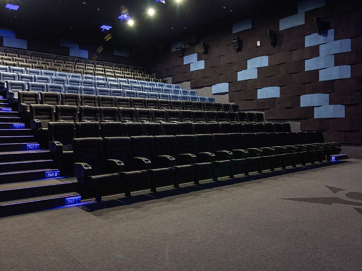 Our Cinemas for those who appreciate quality in all its manifestations