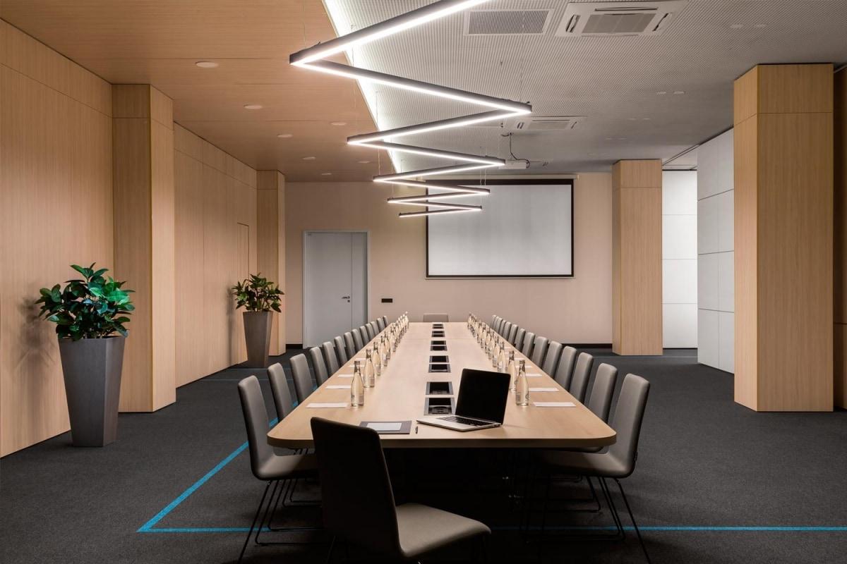 Ультрасовременное пространство для проведения деловых мероприятий в Могилеве