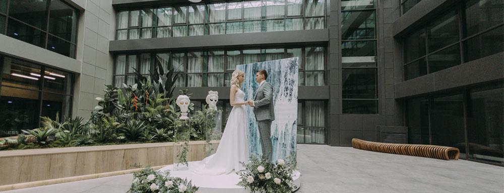 Свадьба в Отеле Атриум